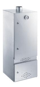 Räucherofen Kalträucherschrank KRS-mini Feinblech aluminiert