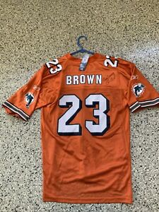 Miami Dolphins Ronnie Brown Signed Autograph Jersey NEW W/ TAGS on field Auto