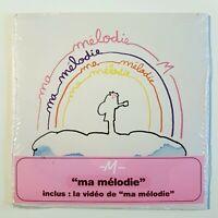 MATTHIEU CHEDID / M : MA MELODIE ♦ CD Single NEUF ! ♦