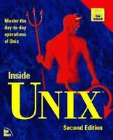 Inside Unix Paperback New Riders Development Group