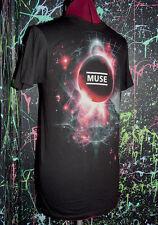 MUSE Neutron Star Collision RARE MISPRINT CONCERT TSHIRT misprinted t-shirt 2010