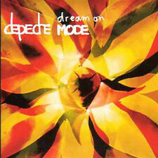 CD SINGLE DEPECHE MODE Dream on PROMO MEXICO 1-track CARD SLEEVE