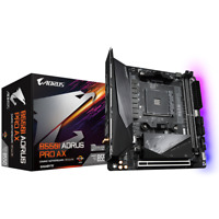 Gigabyte B550I AORUS PRO AX Mini-ITX Motherboard CPU AM4 AMD Ryzen WiFi 6 - NEW