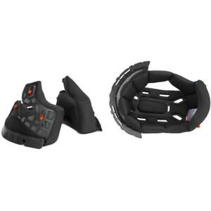 Scorpion EXO-R1 Air Kwikwick III Helmet Liner/Cheek Pad Set XS-3XL