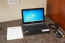 Gateway Lt2802u Small Laptop.Works,Battery Holds Charge.Original Charger. Read