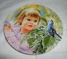 """Discovery"" Plate ""Frances Hook Legacy"" Coa"