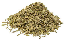 Organic Fennel Seeds Foeniculum vulgare QAI Certified, KCS Kosher 3 Sizes Egypt