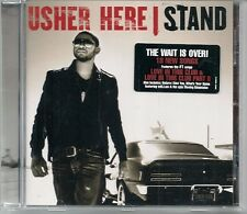 CD ALBUM 18 TITRES--USHER--HERE I STAND--2008