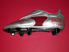 PAPISS CISSE NEWCASTLE UNITED AUTOGRAPH HAND SIGNED FOOTBALL BOOT SOCCER