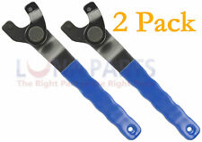 2 Pack Adjustable Lock-Nut Grinder Wrench for Makita & other ginders - Sewa20