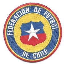 Parche de fútbol fútbol americano/Chile HIERRO EN O COSE en Copa del Mundo 2022