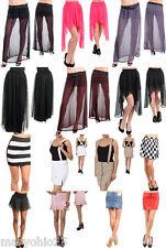 LOT 30 Womens Skirts Bottoms Casual Mini Clubwear Tiered Skorts Mixed Sexy S M L