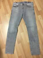 Men Diesel THOMMER Stretch Denim 0684I FADED GREY Slim W33 L32 H6 RRP£180