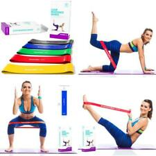 Protone Resistance Bands 5 set  Ankle Strap Fitness Training Exercise Body Legs