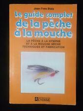 Guide complet de la pêche à la mouche - nymphe - J.Y. Blais - 1983 - techniques