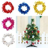 Magic Star Tinsel Wire Garland Christmas Graduation Party Home Available HOT