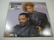 Alexander O'Neal Featuring Cherrelle - Never Knew Love Like This - Promo