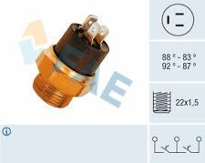 Thermocontact pour ventilateur FAE 37800 pour 205 2, 205, C15, 205 CAMIONNETTE