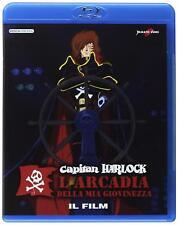 Blu-Ray - Capitan Harlock L'Arcadia il Film - Yamato Video - NUOVO Sigillato