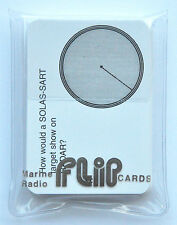 Marine Flip Cards - Marine Radio, great for VHF SRC, LRC, ROC or GOC courses