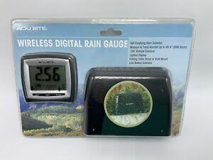 Acurite - Wireless Digital Rain Gauge - Model 00896 - NEW - Factory Sealed
