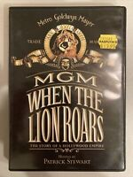 When the Lion Roars Gift Set (DVD, 2009)