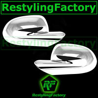 2007-2012 DODGE CALIBER Triple Chrome plated ABS Mirror Cover