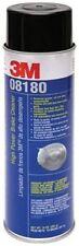 7 CANS 3M Company 8180 Brake Cleaner 21 08180, 14 oz Net Wt  California OK!