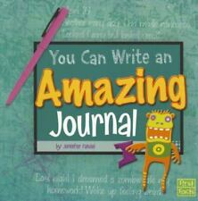 You Can Write an Amazing Journal-ExLibrary