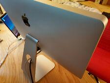 "Apple Cinema Display 24"" A1267 Monitor Back Cover Gehäuse - good"