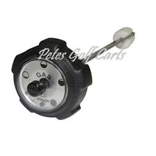 YAMAHA GOLF CART GAS CAP WITH GAUGE FOR G16 G20 G22 G27 MODELS 1996 TO 2006