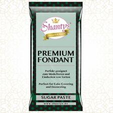 Shantys Premium Fondant / Rollfondant  - GRÜN - 1 Kg