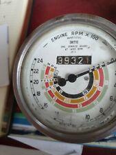 Fordson Dexta Tachometer Smiths Brand