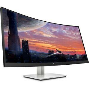 """HP E344c 34"""" 21:9 (3440 x 1440) WQHD Curved VA Monitor- DisplayPort, HDMI"""
