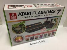 CONSOLE ATARI FLASHBACK 7 RETRO CONSOLE - 101 GIOCHI INCLUSI GAMES - NUOVO NEW