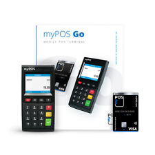 myPOS Go Credit Card Machine with Sim Card-Official Distributor(sumup Izettle)