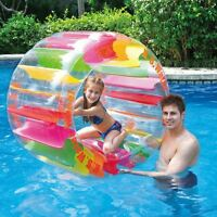 Inflatable Floats Swimming Swim Ring Pool Kids Water Sports Beach Toy Beach Ball