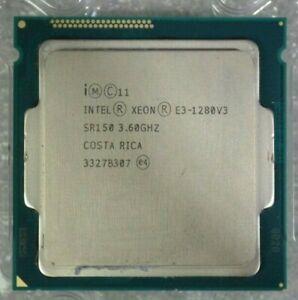 Intel Xeon E3-1280 V3 E3-1280V3 3.6GHz Quad-Core LGA1150 CPU Processor