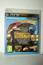 WONDERBOOK A SPASSO CON I DINOSAURI USATO SONY PS3 ED ITALIANA PAL MG1 45587