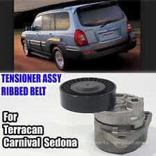 252814X100 Tensioner Assy-Ribbed Belt For TERRACAN 2004-2006 CARNIVAL SEDONA