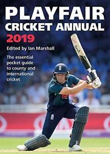 Playfair Cricket Annual 2019 By Ian Marshall
