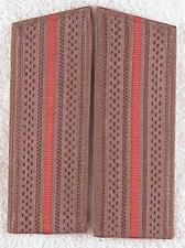 Russian Military Shoulder Board: Junior Officer, pair