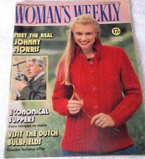 ORIGINAL, VINTAGE, WOMAN'S WEEKLY MAGAZINE NOVEMBER 22nd 1980