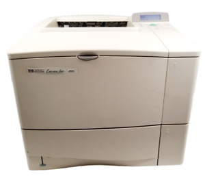 Refurbished HP LaserJet 4000 Series Workgroup Monochrome Printer