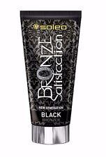 "Soleo Bronze Satisfaction ""Black Bronzer"" 150 ml. 20-fach Bronzer + Melanogen V"
