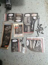 New listing Harley knucklehead assorted nuts, bolts and washers