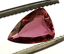1.32 Ct Natural Pink Tourmaline Loose Gemstone Fantasy Cut Jewelry Design