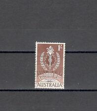 AUSTRALIA 273 - PANO DI COLOMBO 1961-  MAZZETTA DI 10 - VEDI FOTO