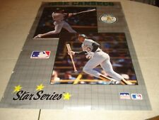 Jose Canseco Wall Poster Starline 1989
