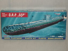 "Mirage 1/400 Scale O.R.P. ""Sep"", Polish Submarine 1955 - Factory Sealed"